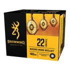 Browning Browning BPR .22LR 40 Grain Lead Round Nose (400-Rounds)