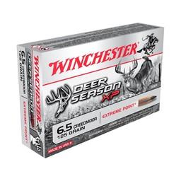 Winchester 6.5 Creedmoor 125 Grain Deer Season Extreme Point (20-Rounds)
