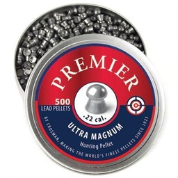Crosman Premier Domer Ultra Magnum .22 Cal. 14.3 Grain (500-Count)