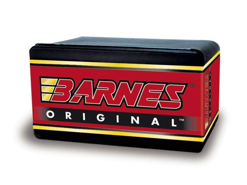 """Barnes Original .377"""" (38/55) 255 Grain FN SP (50-Bullets)"""