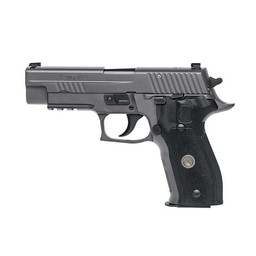"Sig Sauer 226 Legion SAO 9mm 4.4"" Barrel G10 Grip"