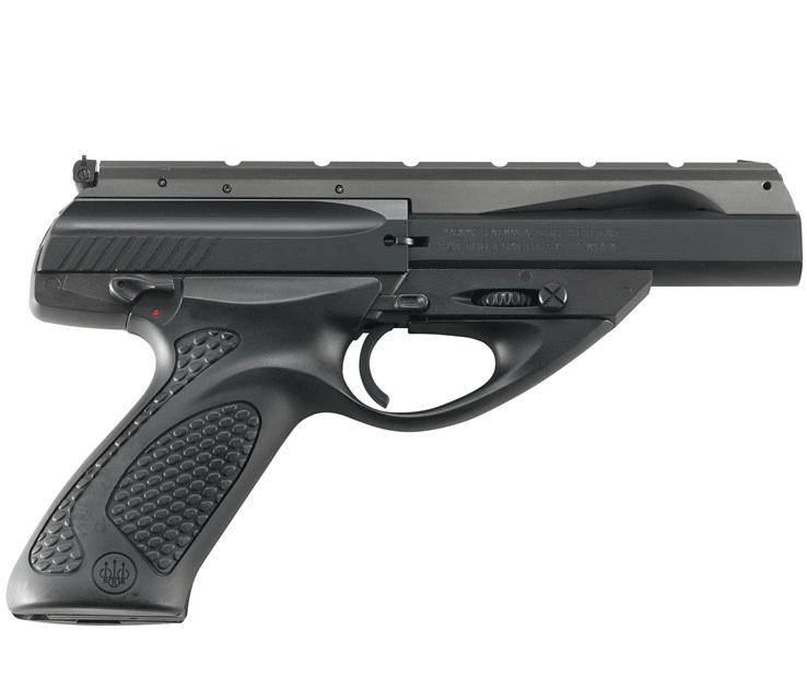 """Beretta Beretta U22 Neos .22LR 4.5"""" Barrel Black Finish"""