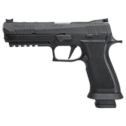 "Sig Sauer P320 X-Series 9mm 5"" Barrel w/ Adjustable Rear Sight and Modular Poly-X Grip"