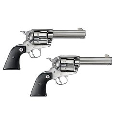 "Ruger Vaquero SASS .357 Mag. High Gloss Stainless 4.62"" Barrel"