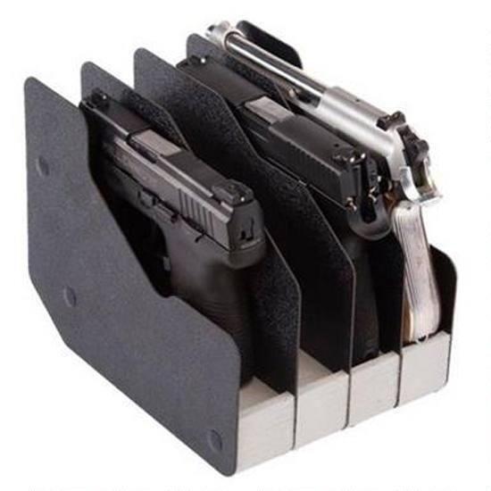 BenchMaster WeaponRAC Four-Gun Pistol Rack