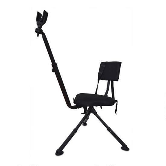 BenchMaster Shooting Chair w/ Adjustable Legs