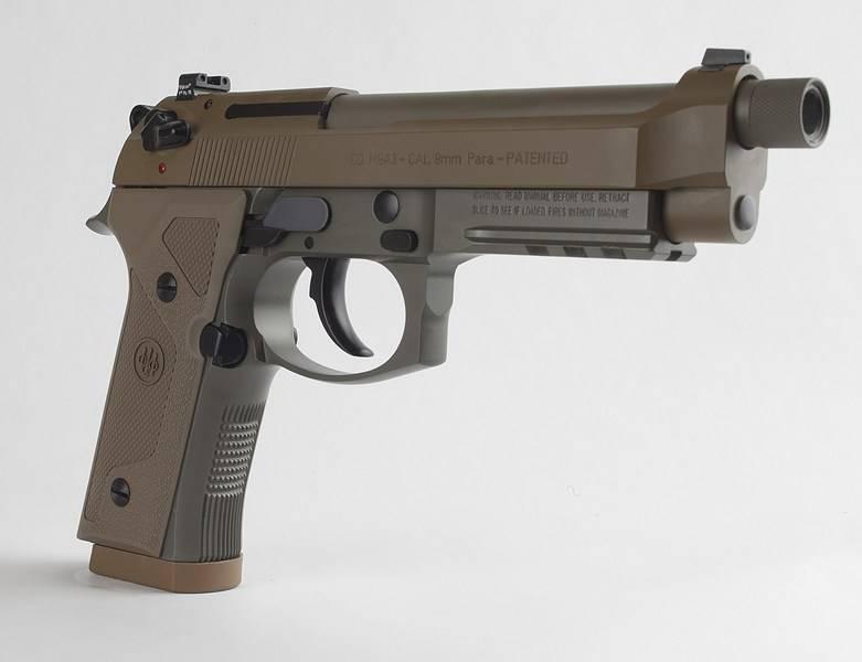 Beretta Beretta M9A3 9mm Pistol w/ Threaded Barrel w/ 3 Magazines