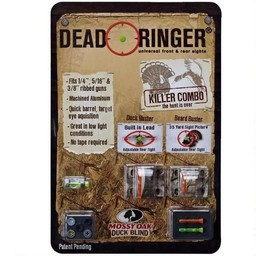 Dead Ringer Killer Combo Waterfowl/Turkey Sight Set