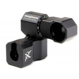 Dead Center Archery Products Dead Center Diamond Series Single Offset Mount - Adjusting Arm QD