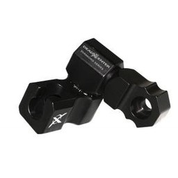 Dead Center Archery Products Dead Center Diamond Series Single Offset Mount - Hoyt Specific