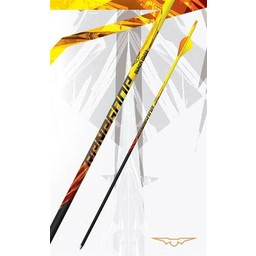 "Black Eagle Renegade Fletched Arrows .005"" (6-Pack)"