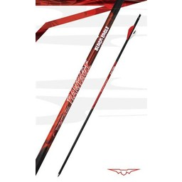 "Black Eagle Rampage Fletched Arrows .001"" (6-Pack)"