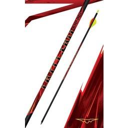 Black Eagle Outlaw Fletched Arrows 400 Spine