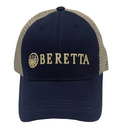Beretta Beretta LP Trucker Hat Navy/Tan