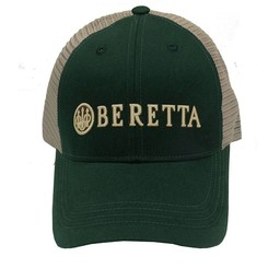 Beretta Beretta LP Trucker Hat Green/Tan