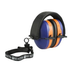 Beretta Beretta GridShell Hearing Protection Blue/Orange