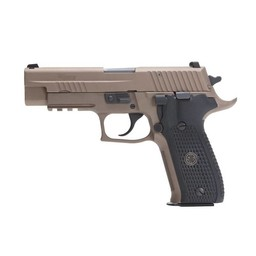 "Sig Sauer P226 Emperor Scorpion 9mm 4.4"" Barrel SigLite Sights G10 Grips"