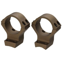 "Browning Browning X-Bolt Integrated Scope Mount Bronze Cerakote 1"" Standard"