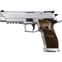 Sig Sauer P226 X Five 9mm Single Action Only Adjustable Sights and Magwell