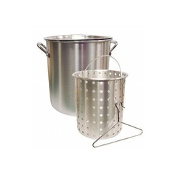 Camp Chef 32 Quart Stock Pot w/ Basket