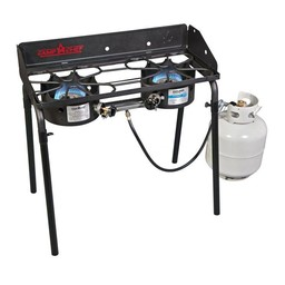 Camp Chef Explorer Two-Burner Stove
