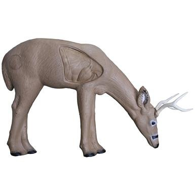"Rinehart Deer - Broadhead Buck 28""x45"""