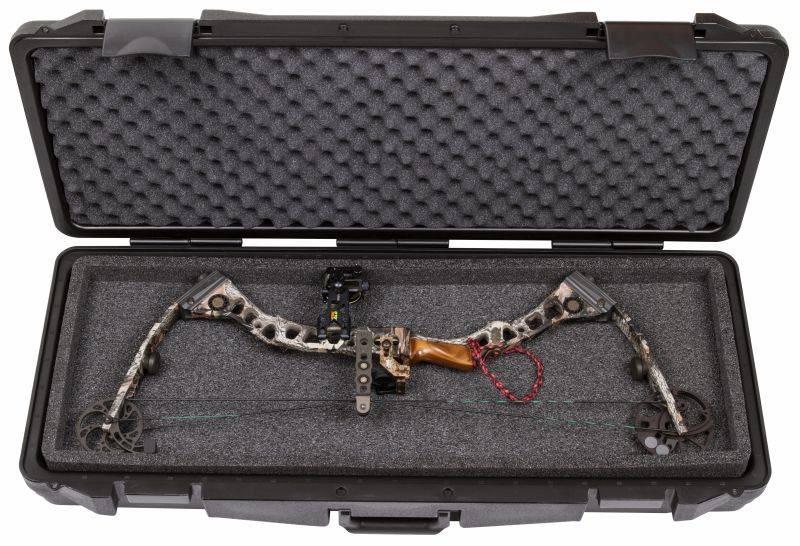 """Flambeau Outdoors Flambeau Double Wall Series 40"""" Compound Bow Case"""