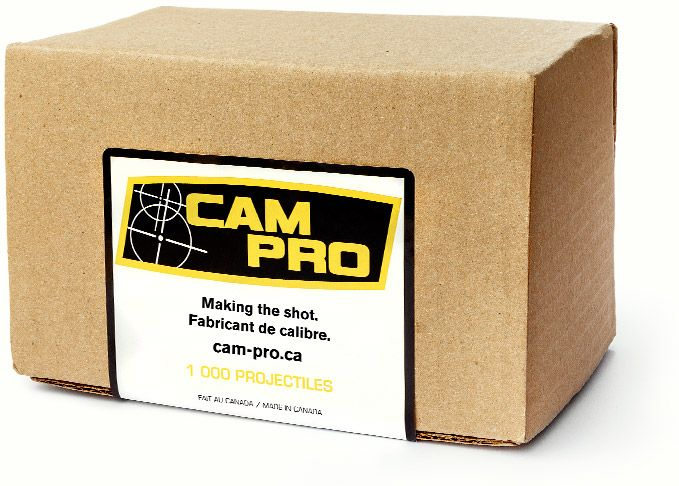 Campro Campro Projectiles (1000-Count)