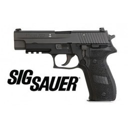 "Sig Sauer P226 Navy 9mm 4.4"" Barrel MK25 Siglite USN Anchor"
