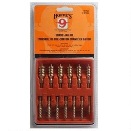 Hoppe's Hoppe's Brass Jag Kit (13-Pieces)