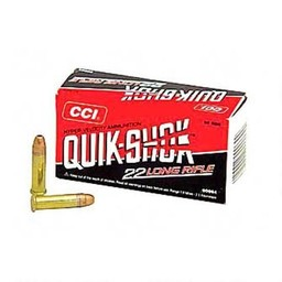 CCI CCI .22LR Segmented HP 32 Grain 1640FPS (50-Rounds)