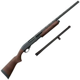 """Remington Remington Model 870 Express Combo 12 Gauge 28"""" Vent Rib Barrel and 18.5"""" Home Defense Barrel"""