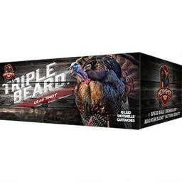 Hevi-Shot Hevi-Shot Triple Beard Lead Shot Shotgun Shells (10-Rounds)
