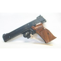 UHG-6197 USED Smith and Wesson Model 41 .22LR