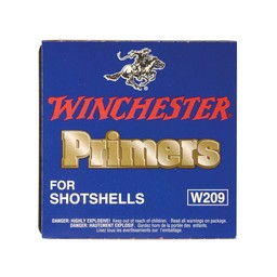 Winchester Primers for Shotshells W209 (1000-Count)