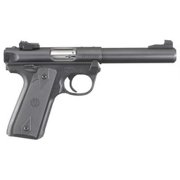 "Ruger Mark IV Target 22/45 .22LR 5.5"" Barrel w/ Fixed Sights"