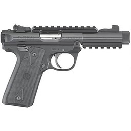 Ruger Mark IV 22/45 Tactical .22LR Threaded Barrel w/ 2 Magazines
