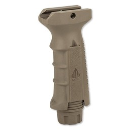 UTG Model 15 Ergonomic Vertical Tactical Foregrip Flat Dark Earth