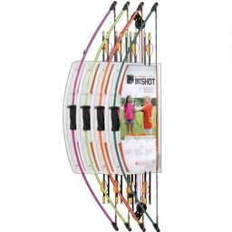 Bear 1st Shot Compound Bow Set for Right and Left Hand