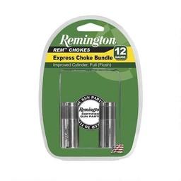 Remington Remington Express 12 Gauge Rem Choke Bundle Improved Cylinder and Full