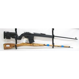 UG-11881 USED Mosin Nagant 7.62X54R 1937 Tula Mfg. w/ Archangel Stock and 2 10-Round Magazines (original wood and magazine)