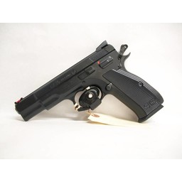 UHG-6186 USED CZ 75 Shadowline 9mm w/ 1 Magazine (some handling marks, good working order)