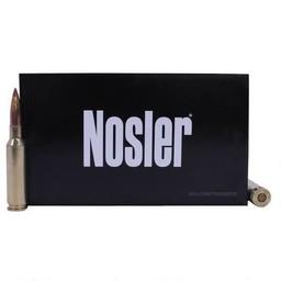 Nosler Nosler Ballistic Tip Centerfire Ammunition 6.5 Creedmoor 140 Grain