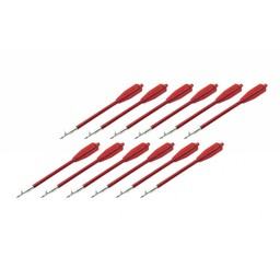 Bolt Crossbows Bolt Crossbows Fishing Bolts w/ Metal Tips (12-Pack)