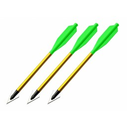 Bolt Crossbows Bolt Crossbows Broadhead Hunting Bolts (3-Pack)