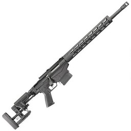 "Ruger Precision Bolt Rifle 6.5 Creedmoor 24"" Barrel Adjustable Stock Hybrid Muzzle"
