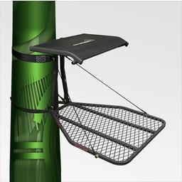 "Sniper Treestand Sniper Treestand Performer Hang-On Stand 26x30"" Mesh Platform"