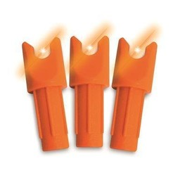Ravin Crossbows Ravin Replacement Lighted Nocks Orange (3-Pack)