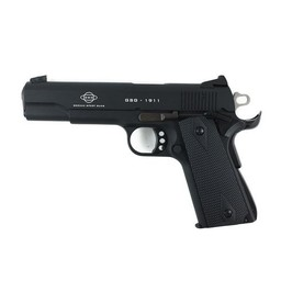 GSG 1911-22 .22LR Standard Black Finish Wood Grips