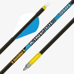 Gold Tip Kinetic Kaos Arrow Shafts (12-Count)